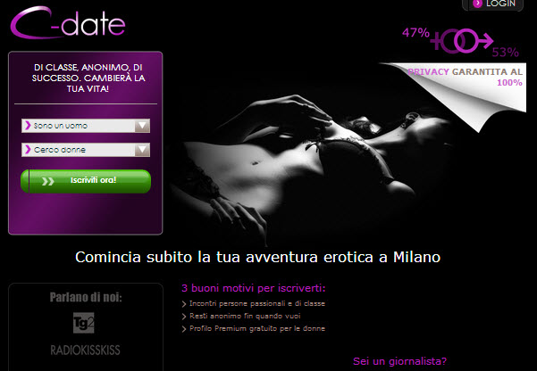 CHAT SESSO GRATIS CDATE