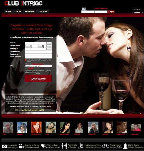 siti di incontri hot gratis casalinghe annunci