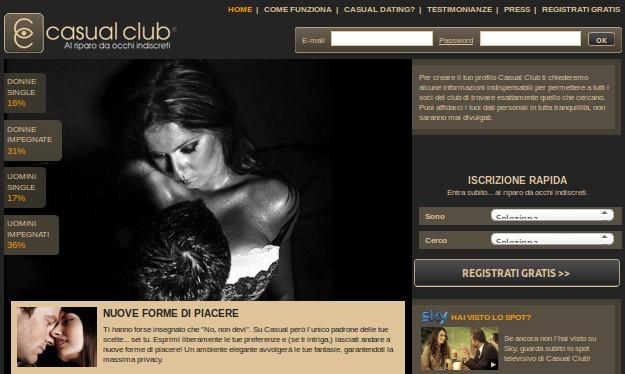 Incontri per fare sesso in modo virtuale e vitale