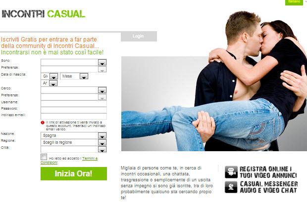 sesso passione siti di incontri gratis