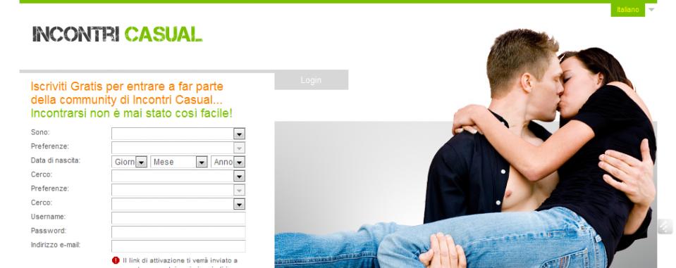 Siti Web per incontri online gratuiti