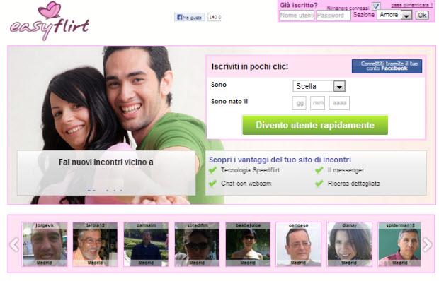 giochi coppia flirt online chat