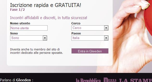 siti porno pagamento casalinga cerca