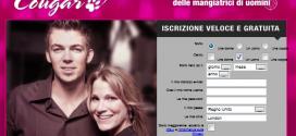 Cougar incontri: mature seduttrici online