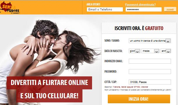 passione e sesso dating on line gratis
