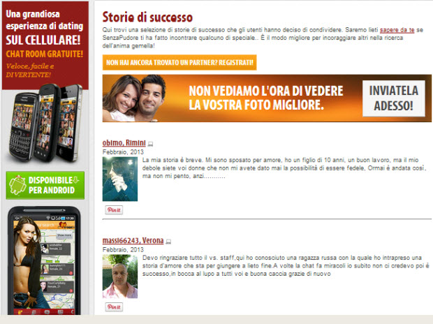 idee piccanti chat online incontri